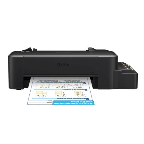 Принтер струйный EPSON L120, A4, 720×720, 8,5 стр./<wbr/>мин, с СНПЧ (без кабеля USB)