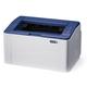 Принтер лазерный XEROX Phaser 3020, А4, 20 стр./<wbr/>мин, 15000 стр./<wbr/>мес, Wi-Fi (кабель USB в комплекте)