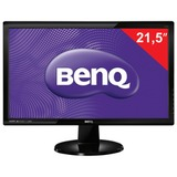 "Монитор BENQ GL2250HM 21,5"" (55 см), 1920×1080, 16:9, TN, 5 мс, 250 cd, HDMI, DVI, VGA, черный"