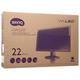 "������� LED 21,5"" (55 ��) BENQ GW2255 (9H.LA2LB.DPE), 1920×1080, VA, 16:9, DVI/<wbr/>D-Sub, 250 cd, 5 ms, ������"