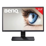 "Монитор LED 21,5"" (55 см) BENQ, AMVA, 16:9, VGA, HDMI, 250 cd, 1920×1080, 5 ms, черный"