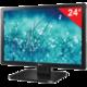 """������� LED 24"""" (61��) LG IPS, 16:10, DVI, D-Sub, USB, 250 cd, 1920×1200, 5 ms, ������"""