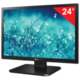 "Монитор LED 24"" (61см) LG IPS, 16:10, DVI, D-Sub, USB, 250 cd, 1920×1200, 5 ms, черный"