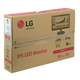 "������� LED 23,8"" (58 ��) LG IPS, 16:9, HDMI, D-Sub, 250 cd, 1920×1080, 5 ms, ������"
