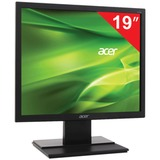 "Монитор LED 19"" (48 см) ACER TN+film, 5:4, D-Sub, 250 cd, 1280×1024, 5 ms, черный"