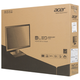 "Монитор LED 21,5"" (55 см) ACER V226HQLBbd (UM.WV6EE.B01), 1920×1080, TN+film, 16:9, DVI, D-Sub, 200 cd, 5 ms, черный"