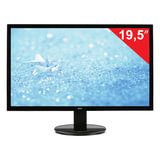 "Монитор LED 19,5"" (50 см) ACER K202HQLb (UM.IW3EE.002), 1600×900, TN+film, 16:9, D-Sub, 200 cd, 5 ms, черный"