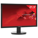 "Монитор LED 21,5"" (55 см) ACER Viseo TN+film, 16:9, DVI, 200 cd, 5 ms, черный"