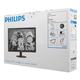 """������� LED 27"""" (69 ��) PHILIPS 273V5LSB, 1920×1080, TN+film, 16:9, DVI, D-Sub, 300 cd, 5 ms, ������"""