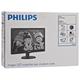 """Монитор LED 18,5"""" (47 см) PHILIPS 193V5LSB2, 1366×768, TN+film, 16:9, D-Sub, 200 cd, 5 ms, черный"""