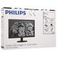 "Монитор LED 23,6"" (60 см) PHILIPS 243V5LAB, 1920×1080, TN+film, 16:9, DVI, D-Sub, 250 cd, 5 ms, черный"