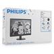 "������� LED 19,5"" (50 ��) PHILIPS 203V5LSB2, 1600×900, TN+film,16:9, D-Sub, 200 cd, 5 ms, ������"