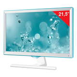 "Монитор LED 21,5"" (55 см) SAMSUNG LS22E391HSX/<wbr/>CI, 1920×1080, PLS, 16:9, HDMI, D-Sub, 250 cd, 5 ms, белый"