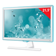 "������� LED 21,5"" (55 ��) SAMSUNG LS22E391HSX/<wbr/>CI, 1920×1080, PLS, 16:9, HDMI, D-Sub, 250 cd, 5 ms, �����"