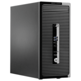 ��������� ���� HP 400 G3 MT INTEL Core i3-6100, 3,7 ���, 4 ��, 500 ��, DVD-RW, DOS, ������