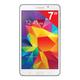 "Планшет SAMSUNG GALAXY Tab 4 SM-T231N, 7"", 3G, Wi-Fi, 1,3/<wbr/>3 Мп, 8 Гб, microSD, белый, пластик"
