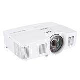 Проектор мультимедийный ACER H6517ST, DLP, 1920×1080, 3000 Лм, 10000:1, 3D, VGA, HDMI, короткофокусный