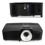 Проектор мультимедийный ACER X113PH, DLP, 800×600, 3000 Лм, 13000:1, 3D, VGA, HDMI