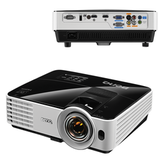 Проектор мультимедийный BENQ MX631ST, DLP, 1024×768, 3200 Лм, 13000:1, 3D, VGA, HDMI, короткофокусный