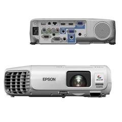 Проектор EPSON EB-965H, LCD, 1024×768, 4:3, 3500 лм, 10000:1, 2,9 кг