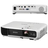Проектор EPSON EB-S04, LCD, 800×600, 4:3, 3000 лм, 15000:1, 2,4 кг
