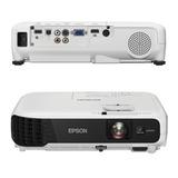 Проектор мультимедийный EPSON EB-X04, LCD, 1024×768, 2800 Лм, 15000:1, HDMI, 2,4 кг
