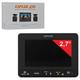 """���������������� ������������� KAPKAM ���, ������� 2,7"""" (����� 6,7 ��), GSM, G-������, microSD, HDMI"""