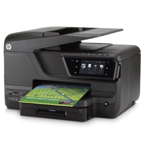 МФУ струйное HP Officejet Pro 276dw (принтер, сканер, копир, факс), A4, 25 с./<wbr/>мин., 1200×1200, 30000 с./<wbr/>мес., ДУПЛЕКС, Wi-Fi, с/<wbr/>к