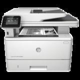 МФУ лазерное HP LaserJet Pro M426fdw (принтер, копир, сканер, факс), А4, 38 стр./<wbr/>мин, 80000 стр./<wbr/>мес., ДУПЛЕКС, АПД, Wi-Fi, с/<wbr/>к