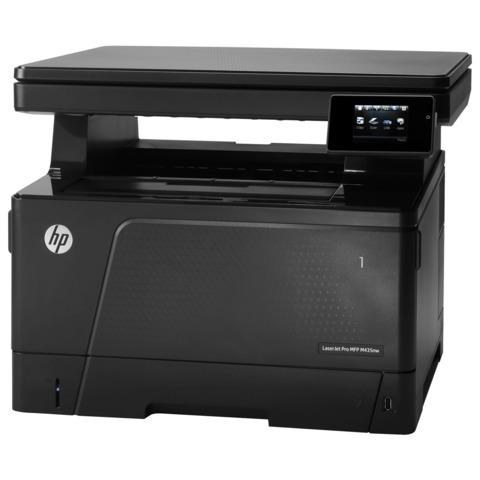 МФУ лазерное HP LaserJet Pro M435nw (принтер, копир, сканер), А4/<wbr/>А3, 31/<wbr/>15 стр./<wbr/>мин, 65000 стр./<wbr/>мес., Wi-Fi, сетевая карта