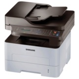 МФУ лазерное SAMSUNG Xpress SL-M2880FW (принтер, копир, сканер, факс), A4, 28 стр./<wbr/>мин., 12000 стр./<wbr/>мес., ДУПЛЕКС, АПД, Wi-Fi, с/<wbr/>к