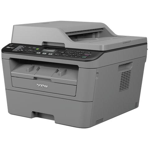 МФУ лазерное BROTHER MFCL2700DWR (принтер, сканер, копир, факс), А4, 26 стр./<wbr/>мин., 20000 стр./<wbr/>мес., ДУПЛЕКС, АПД, Wi-Fi, с/<wbr/>к