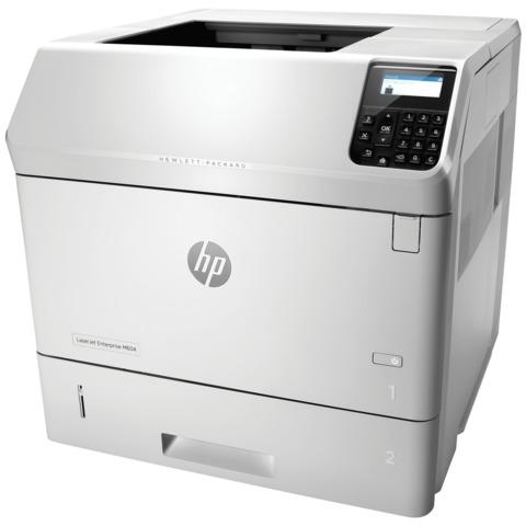 Принтер лазерный HP LaserJet Enterprise M604dn, А4, 50 стр./<wbr/>мин., 175000 стр./<wbr/>мес., ДУПЛЕКС, сетевая карта (без кабеля USB)
