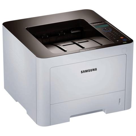 Принтер лазерный SAMSUNG ProXpress M3820ND, А4, 38 стр./<wbr/>мин., 80000 стр./<wbr/>мес., ДУПЛЕКС, сетевая карта (без кабеля USB)