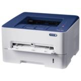 Принтер лазерный XEROX Phaser 3052NI, А4, 27 стр./<wbr/>мин, 30000 стр.,/<wbr/>мес., Wi-Fi, сетевая карта (без кабеля USB)