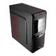 Системный блок IRU Office 310 MT INTEL Core-i3 4170, 3,7 ГГц, 4 Гб, 1 Тб, Windows 7 Pro, черный