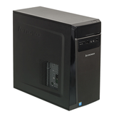 Системный блок LENOVO 300-20IBR MT INTEL Celeron N3050 1,6 ГГц, 2 Гб, 500 Гб, DVD-RW, Windows 10, черный