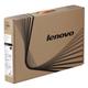 Ноутбук LENOVO 100-15, 15,6'', INTEL Celeron N2840, 2,16 ГГц, 2 Гб, 500 Гб, DVD-RW, DOS, черный