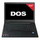 """Ноутбук LENOVO 100-15IBR, 15,6"""" INTEL Celeron N3060, 1,6 ГГц, 4 Гб, 500 Гб, DOS, черный"""