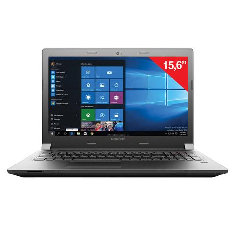 "Ноутбук LENOVO 110-15IBR, 15,6"", INTEL Pentium N3710, 1,6 ГГц, 4 Гб, 1 Тб, DVD-RW, Windows 10, черный"