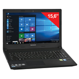 Нотбук LENOVO B5130, 15,6'', INTEL Pentium N3700, 1,6 ГГц, 4 Гб, 500 Гб, DVD-RW, Windows 10, черный