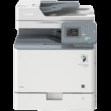 МФУ лазерное ЦВЕТНОЕ CANON iR C1335IF (копир, принтер, сканер, факс), А4, 40000 стр./<wbr/>мес., ДУПЛЕКС, ДАПД, с/<wbr/>к, без тонера
