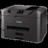 МФУ струйное CANON MAXIFY MB2340 (принтер, сканер, копир, факс), А4, 600×1200, 23 стр./<wbr/>мин, 15000 стр./<wbr/>мес., Wi-Fi, ДУПЛЕКС, с/<wbr/>к