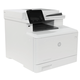 МФУ лазерное ЦВЕТНОЕ HP LaserJet Pro M477fdn (принтер, сканер, копир, факс), А4, 27 стр./<wbr/>мин, 50000 стр./<wbr/>мес., АПД, ДУПЛЕКС, с/<wbr/>к