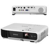 Проектор мультимедийный EPSON EB-U04, LCD, 1920×1200, 3000 Лм, 15000:1, VGA, HDMI