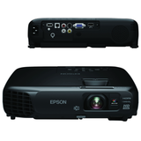 Проектор мультимедийный EPSON EH-TW570, LCD, 1280×800, 3000 Лм, 15000:1, 3D, VGA, HDMI