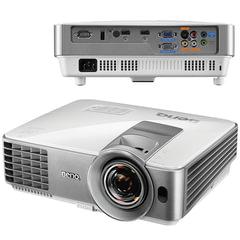 Проектор BENQ MW632ST, DLP, 1280×800, 16:10, 3200 лм, 13000:1, короткофокусный, 2,6 кг