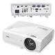 �������� �������������� BENQ MX726, DLP, 1024×768, 4000 ��, 11000:1, 3D, VGA, HDMI