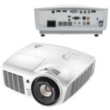 Проектор мультимедийный VIVITEK H1186-WT, DLP, 1920×1080, 2000 Лм, 50000:1, 3D, VGA, HDMI
