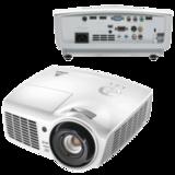 Проектор мультимедийный VIVITEK H1186, DLP, 1920×1080, 2000 Лм, 50000:1, 3D, VGA, HDMI